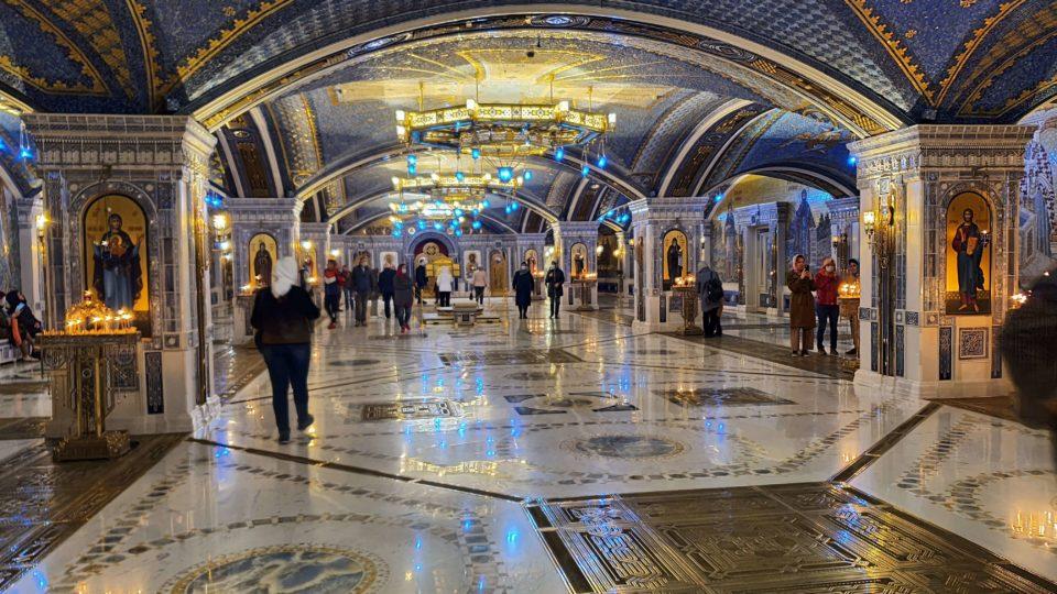 изображение нижнего Храма ВС РФ
