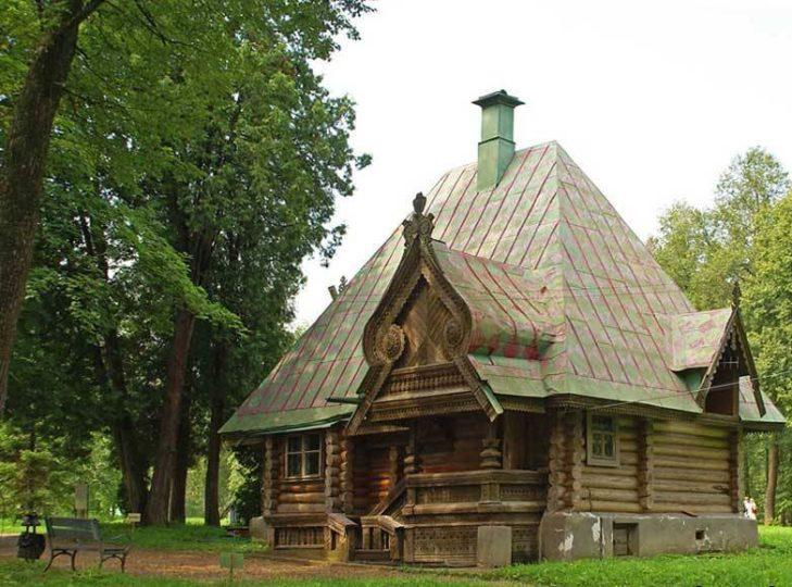 Музей Абрамцево