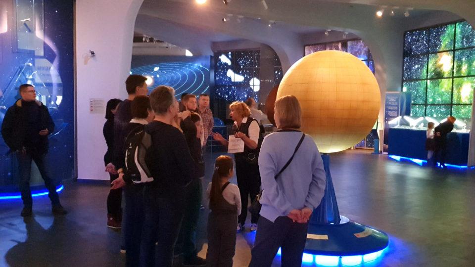 фото экскурсии в планетарии