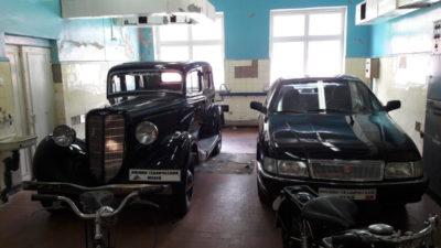 Музей военной техники Ивановское