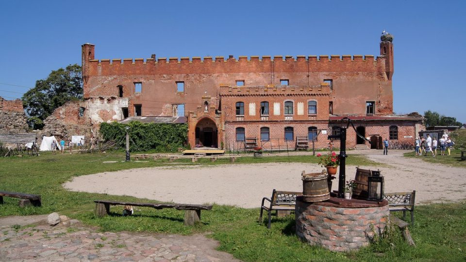 Замки Калининграда