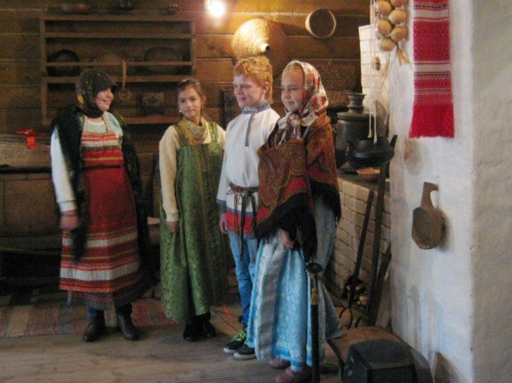 выбор царской невесты в Александровской слободе