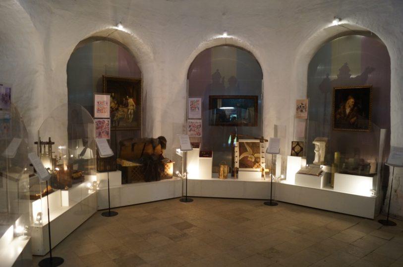 изображение музея в Распятской церкви-колокольни