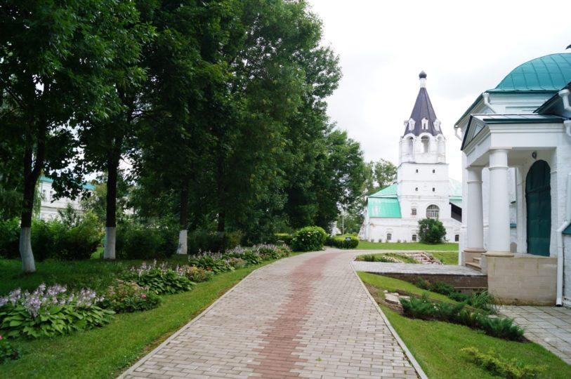 изображение Покровской церкви в Александрове
