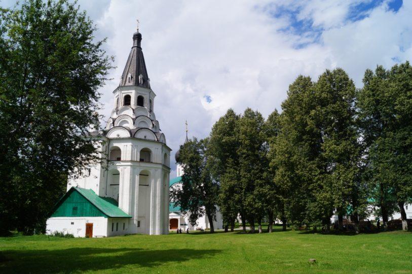 изображение Распятская церковь-колокольня