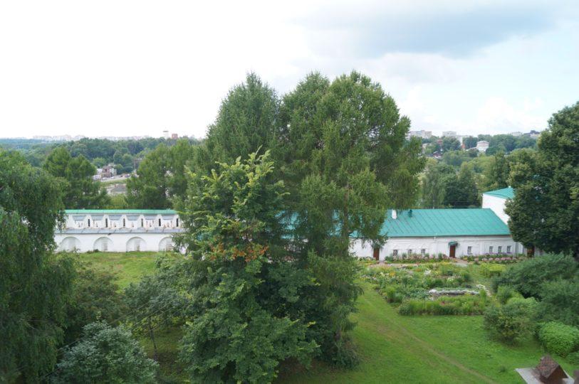 изображение Александровская слобода, вид сверху